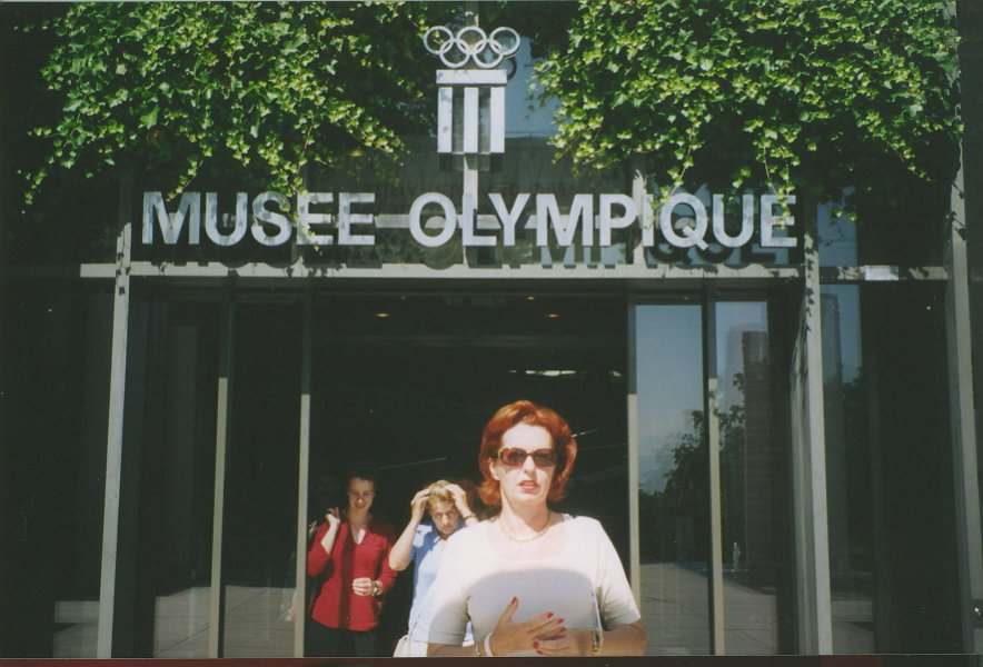 MUSEE OLYMPIQUE LAUSANNE - SUISSE