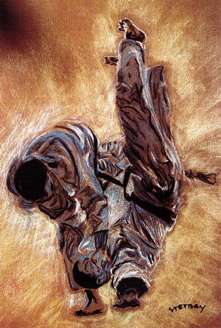 Collection Judo - Gloria Stetbay, Artiste Plasticienne - Peinture abstraite,  Sculpture et Musique